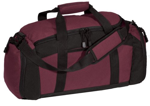 Port & Company Gym Bag, Maroon