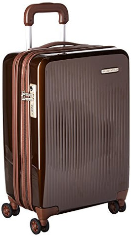 Briggs & Riley International Carry-On Expandable Spinner, Bronze