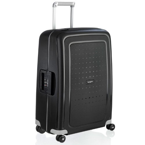 Samsonite S'Cure Spinner 28, Black, One Size