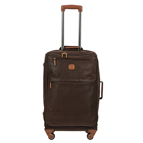 Bric's My Life Leggero 25-Inch Spinner (Brown)