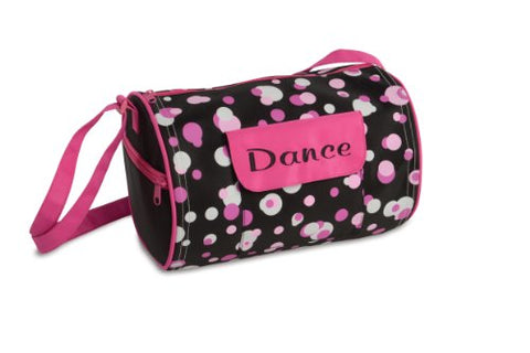 Dots For Dance Duffle (Colorful Dots Print)
