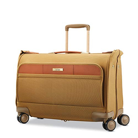 Hartmann Ratio Classic Deluxe 2 Carry On Spinner Garment Bag, Safari