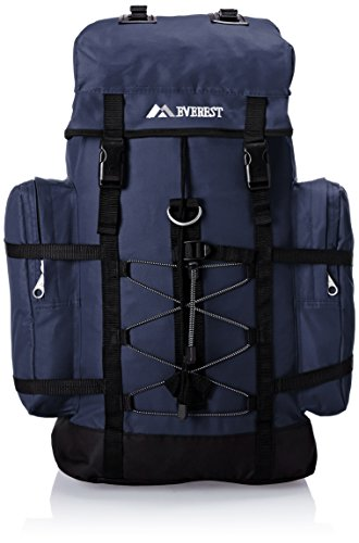 Everest Hiking Pack, Navy, One Size