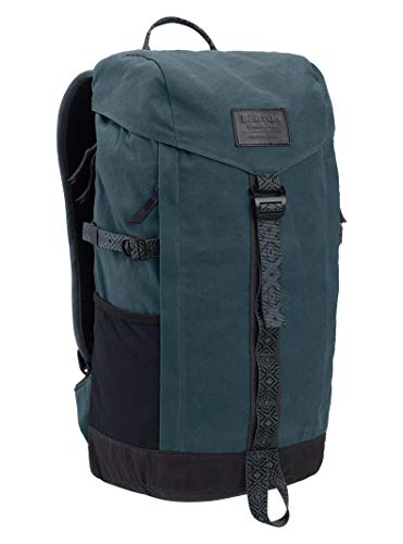 Burton Chilcoot Backpack, Dark Slate Waxed Canvas