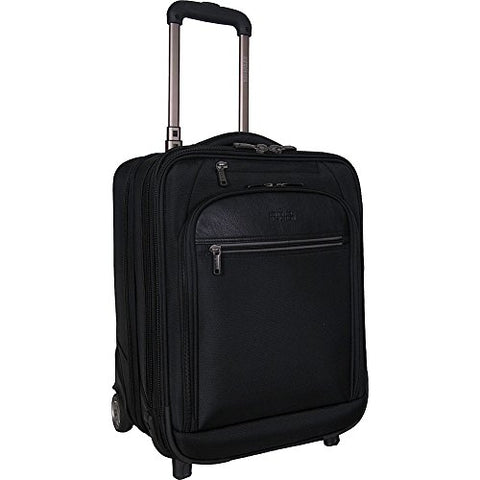 "Kenneth Cole Reaction 17"" Vertical 2-Wheeled Computer Case/Overnighter Carry-On"