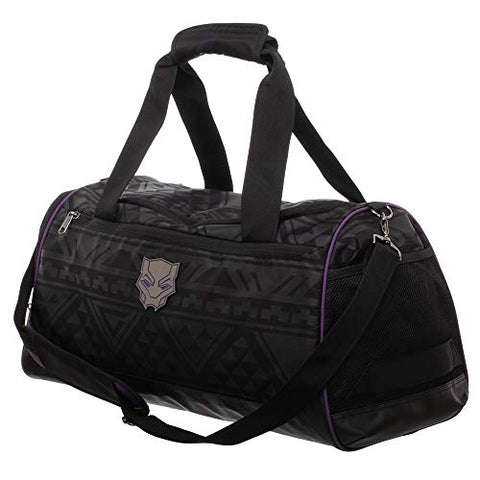 Black Panther Gym Bag Duffle Bag For Men