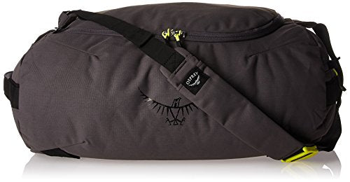 Osprey Packs Trilium 65 Duffel Bag, Granite Grey, One Size