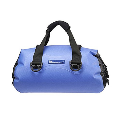 Watershed Chattooga Duffel Bag, Blue
