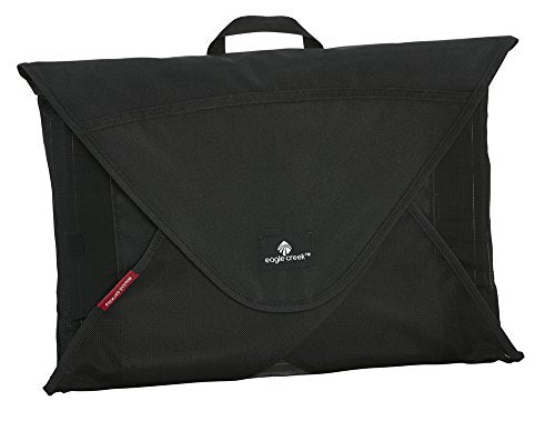 Eagle Creek Travel Gear Luggage Pack-it Garment Folder Medium, Black