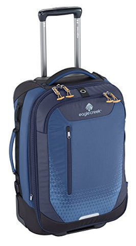 Eagle Creek Expanse Carry-On 22 Inch Luggage, Twilight Blue