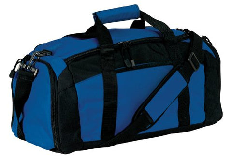 Port & Company Gym Bag, Royal