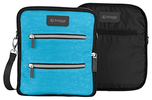 Biaggi Flippables - Reversible Crossbody Travel Cross-Body Bag