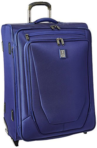 "Travelpro Crew 11 26"" Expandable Rollaboard Suiter Suitcase, Indigo"