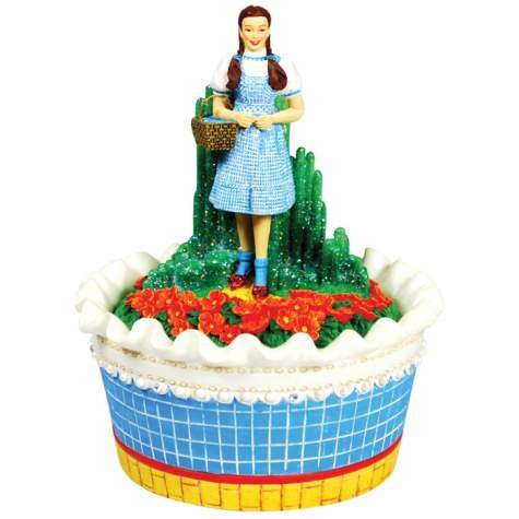 Westland Giftware Wizard Of Oz Trinket Box - Dorothy