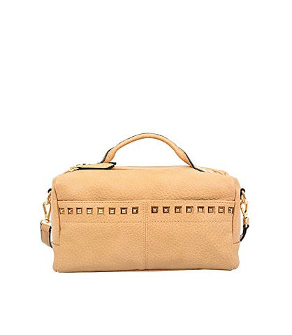 Mellow World Fashion Jovi Mini Duffel, Khaki, One Size