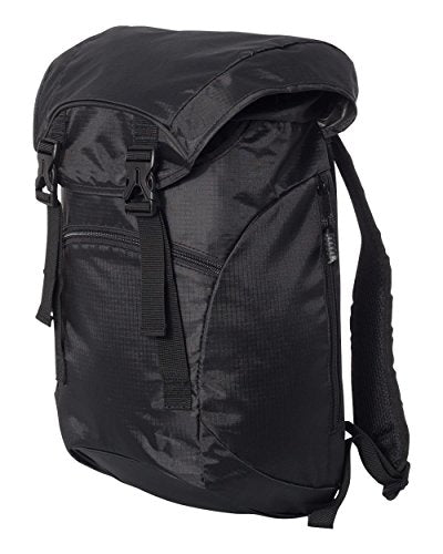 Zuzify Flap Over Backpack. Wk0794 Os Black