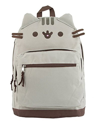 Pusheen Cat Face Backpack Standard