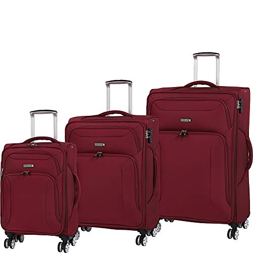 it luggage Megalite Fascia 3 Piece Expandable Spinner Luggage Set