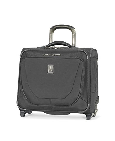 "Travelpro Crew 11 16"" Rolling Tote Suitcase, Black"