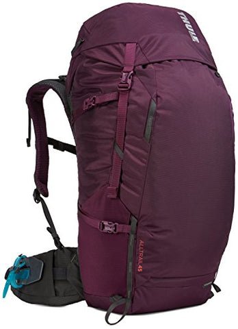 Thule Women's Alltrail Hiking Backpack, 45L, Monarch