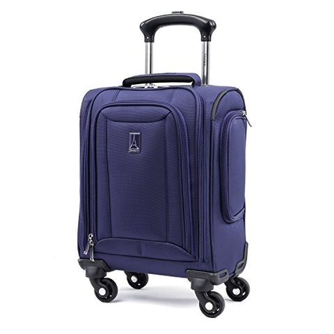 Travelpro Windspeed Select Underseat Spinner Carry-On (Blue)