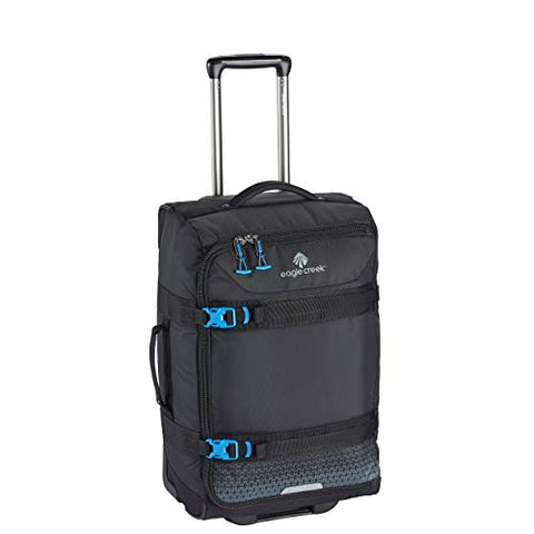 Eagle Creek Expanse Wheeled Duffel Carry On Rolling, Black One Size
