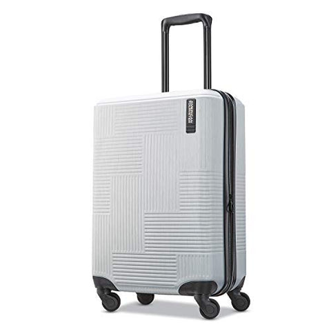 American Tourister Carry-On, Bright Silver