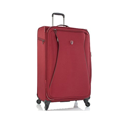 "Heys America Helix 26"" Spinner Luggage (Red)"