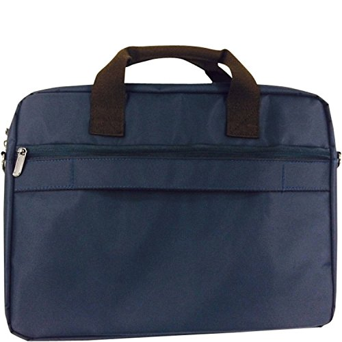 Genius Pack City Commuter Laptop Bag (One Size, Navy)