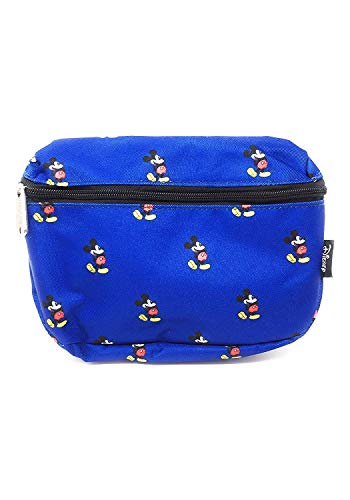 Loungefly Mickey Mouse Blue Fanny Pack