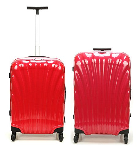 "Samsonite Luggage Black Label Cosmolite 2 Piece Spinner Luggage Set, 28"" and 20"" (One size, Bright Pink)"
