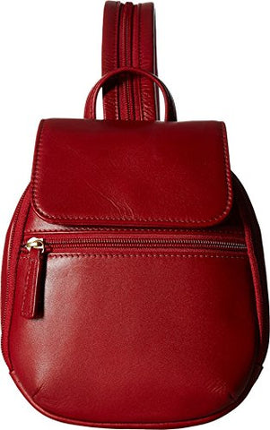 Scully Unisex Emma Backpack Red Backpack