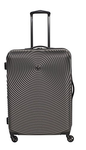 Revo Radar Hardside Expandable 25-Inch Spinner Charcoal