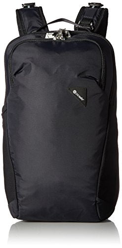 Pacsafe Vibe 20 Anti-Theft 20L Backpack, Black