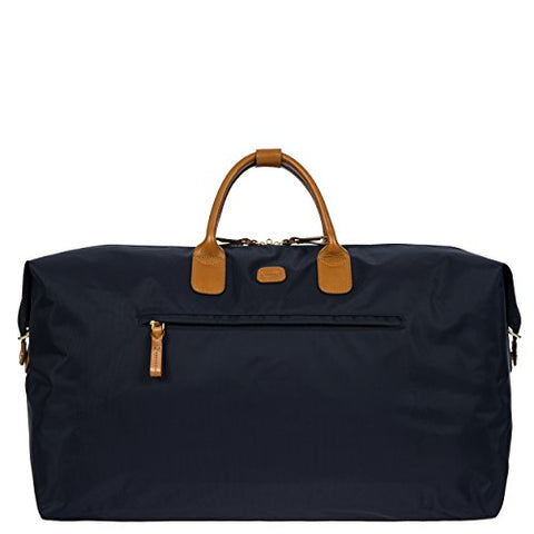Bric'S X X-Travel 2.0 22 Inch Deluxe Cargo Overnight/Weekend Duffel Bag, Navy, One Size