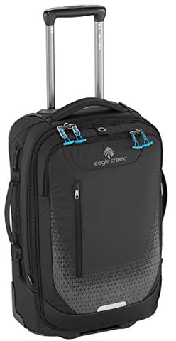 Eagle Creek Expanse International Carry-on Luggage, Black