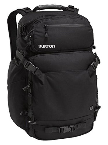Burton Focus 30 L Backpack, True Black, One Size
