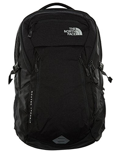 North Face Nort-A2Zco-Jk3-Os Router Transit Backpack, Tnf Black, One Size