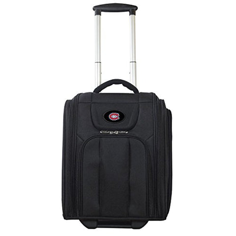 Montreal Canadians Business Tote laptop bag Luggage (Color: Black)