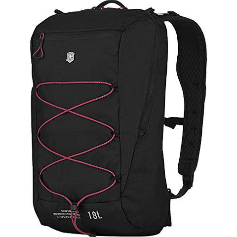 Victorinox Altmont Active Lightweight Compact Backpack - 18L (Black)