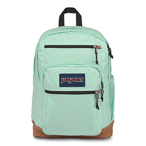 JanSport Cool Student Laptop Backpack - Brook Green