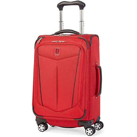 "Travelpro Unisex Nuance 21"" Expandable Spinner Red One Size"