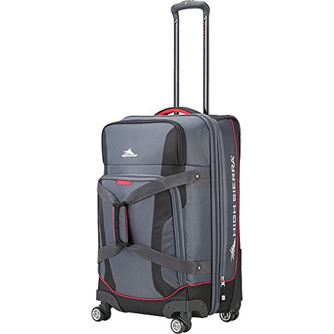 "High Sierra Cermak 25"" Expandable Checked Spinner Luggage"