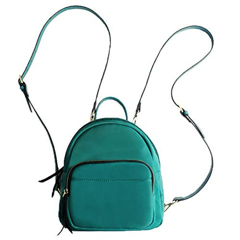 BOBILIKE Casual Mini Backpack Purse Fashion School Travel Daypack for Girls, Green