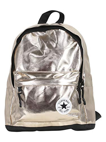 Converse Kid's Daypack Small Metallic Rose Gold Backpack