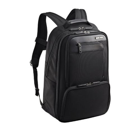 Zero Halliburton Profile Deluxe Business Backpack, Black, One Size