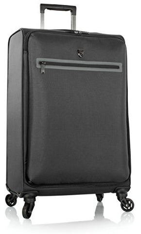 Heys America Hi-Tech Xero The World'S Lightest 26 Inch Spinner Luggage (Black)