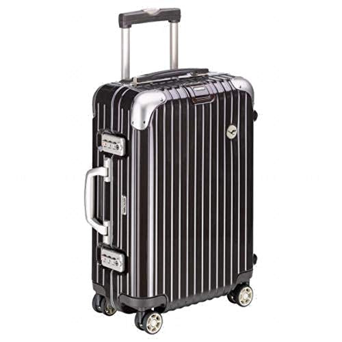 RIMOWA Lufthansa Elegance Collection suitcase 49L Chocolate brown