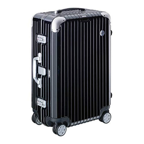 RIMOWA Lufthansa Elegance Collection suitcase 49L Black