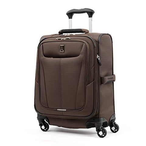 Travelpro Maxlite 5 Expandable Spinner (Mocha, International Carry-on)